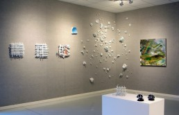 Solo Exhibition, Space Markers