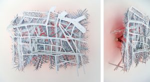 painted constructions, artery