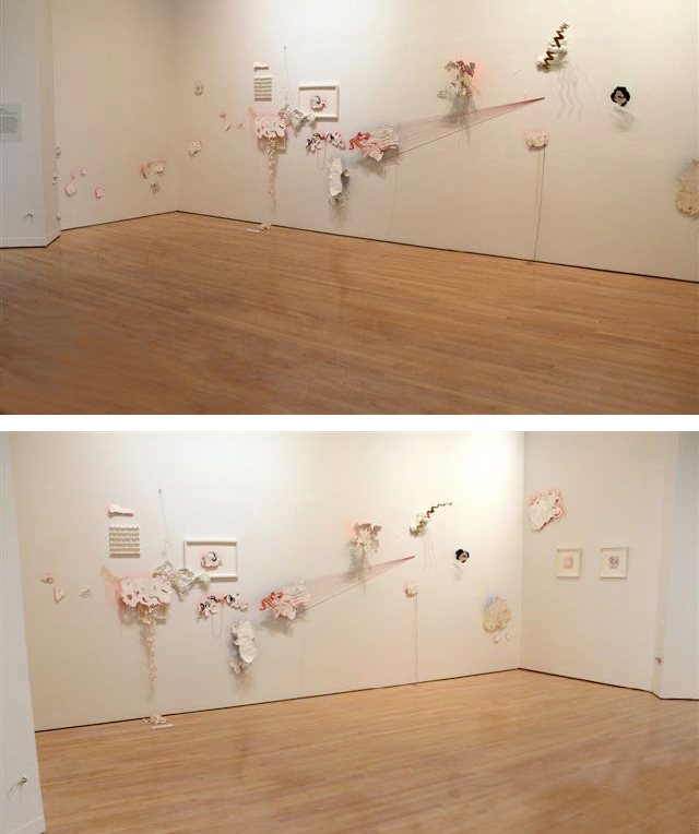 installation, existence is meaningful